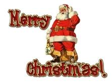 Secular Iconic Christmas image