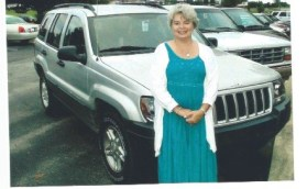 Me & my new jeep